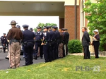 5-30-15 Funeral Services held for Officer Jason Ellis