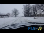 1-22-16 Heavy Snowfall in Bardstown and Nelson County