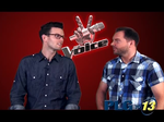 "PLG's Matthew Fogle interviews singer Dave Moisan of NBC's ""The Voice"""